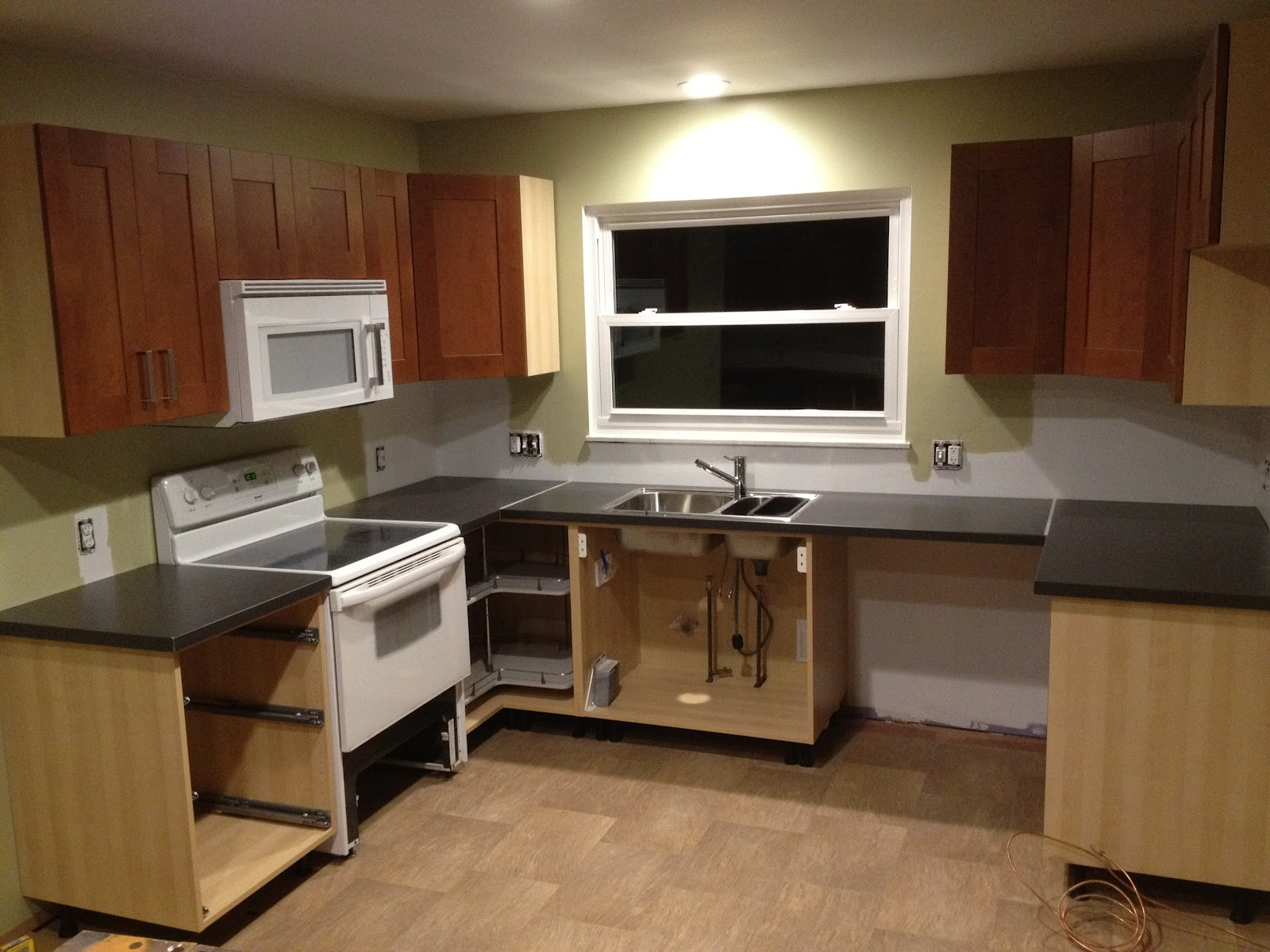 Pragel Countertop Our Ikea Kitchen Cabinets And Countertops Part 2